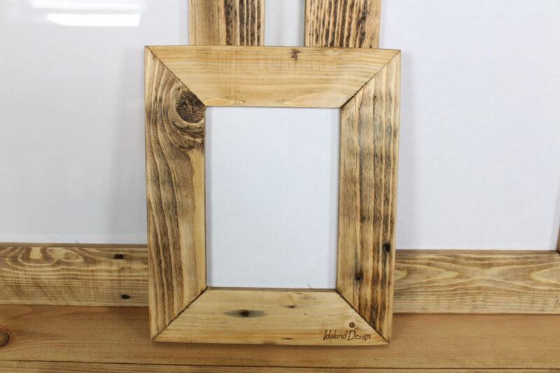 Billedrammer i træ - idalund design